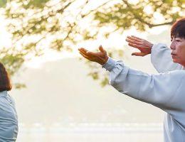 5 problèmes de vie résolus avec le Tai Chi